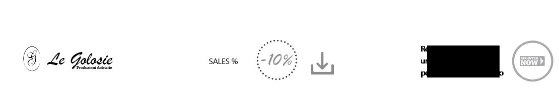 Coupon sconto del 10% per il tuo primo acquisto